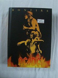 AC DC - Box Bonfire - 5 CD's + Livro de fotografias no box