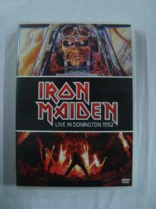 CD Iron Maiden - Live in Donington 1992