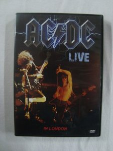 DVD AC DC - Live in London