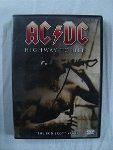 DVD AC DC - Highway to Hell - The Bon Scott Years