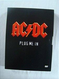 DVD AC DC - Plug me in - Duplo
