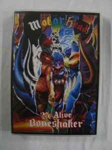 DVD Motorhead - 25 Alive Boneshoker