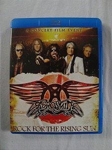 Blu-Ray Aerosmith - Rock for the Eising sun