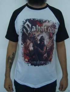 Camiseta Sabaton - The Last Stand