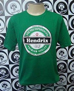 Camiseta Jimi Hendrix - Premium Quality