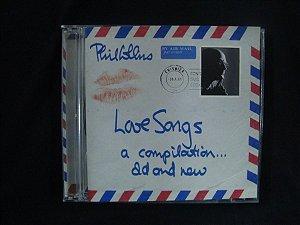 CD Phil Collins - Love Songs - Duplo