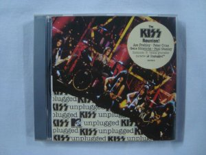 CD Kiss - Unplugged (millennium) - The Kiss reunion