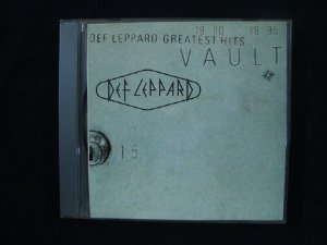CD Def Leppard - Greatest hits