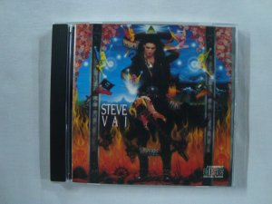 CD  Steve Vai - Warfare