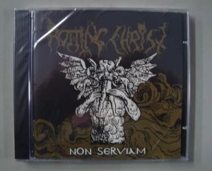 CD Rotting Christ - Non Serviam