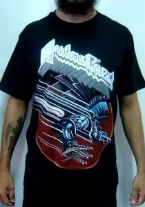 Camiseta Judas Priest