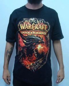 Camiseta World of Warcraft - Cataclysm