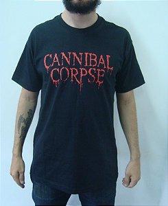 Camiseta básica Cannibal Corpse