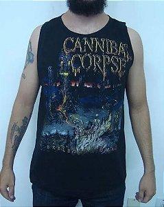 Camiseta Regata Cannibal Corpse