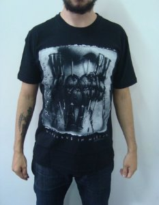 Camiseta Slayer - Diabolus in Musica