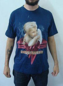 Camiseta Van Halen - 1984