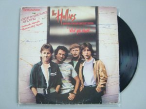 Disco de vinil - The Hollies - Whats Goes Around