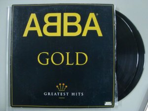 Disco de vinil - Abba - Gold - Greatest Hits Duplo