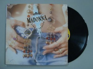Disco de vinil - Madonna - Like a Prayer