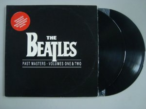 Disco de vinil - The Beatles - Past Masters - Volumes One & Two