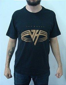 Camiseta Van Halen - Básica