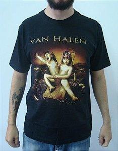 Camiseta Van Halen - Balance