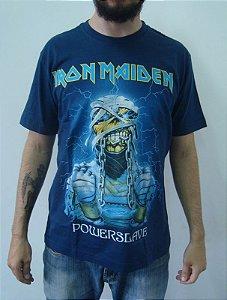 Camiseta Iron Maiden - Powerslave