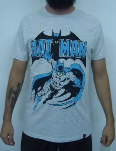 Camiseta Batman Old.