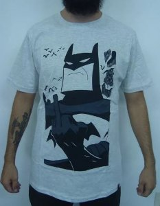Camiseta Batman Full pistola