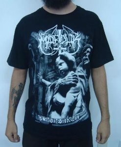 Camiseta Marduk - Plague Angel