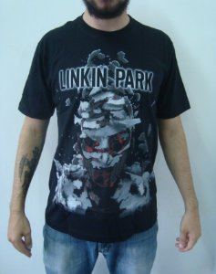 Camiseta Linkin Park - Living Things