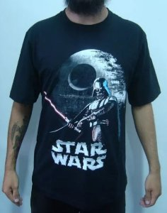 Camiseta Star Wars - Darth Vader
