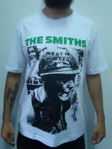 Camiseta The Smiths - Meat is Murder