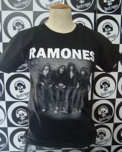 Baby look - Ramones