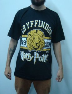 Camiseta Harry Potter - Gryffindor Lions