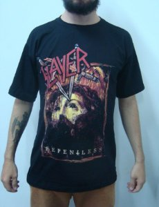 Camiseta Slayer - Repentless