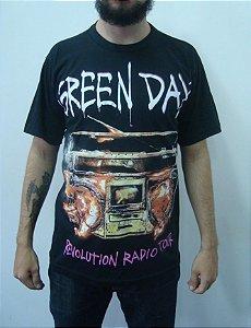 Camiseta Green Day - Revolution Radio