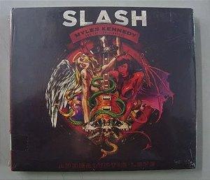 CD + DVD - Slash Feat Myles Kennedy - Apocalyptic Love
