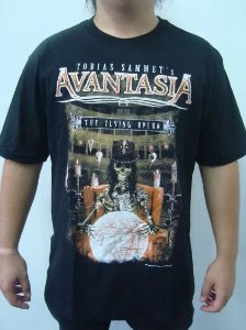 Camiseta Avantasia - The Flying Opera