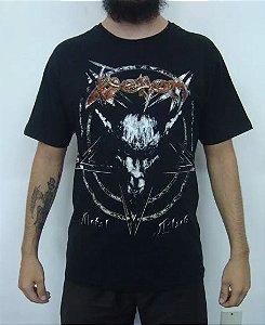 Camiseta Venom - Metal Black