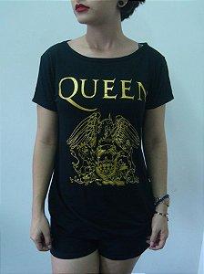 Baby look feminina - Queen