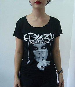 Baby look feminina - Ozzy Osbourne