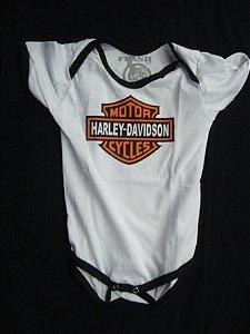 Body para bebês - Harley Davidson Motorcycles