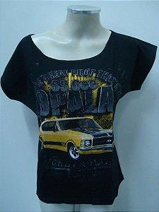 Blusinha gola canoa - Chevrolet Opala