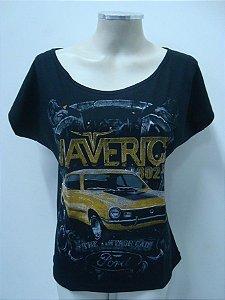 Blusinha gola canoa - Ford Maverick - The vintage car