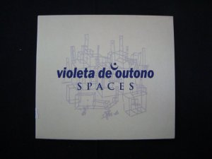 CD VIoleta de Outono - Spaces