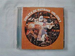 CD Violeta de Outono - Volume 7
