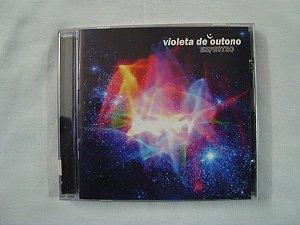 CD Violeta de Outono - Espectro