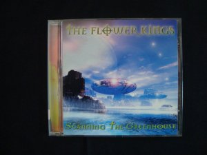 CD The Flower Kings - Scanning the Greenhouse