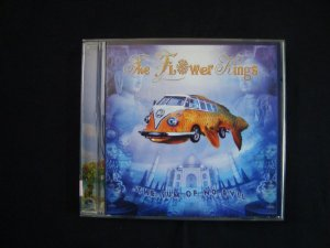 CD The Flower Kings - The sum of no Evil